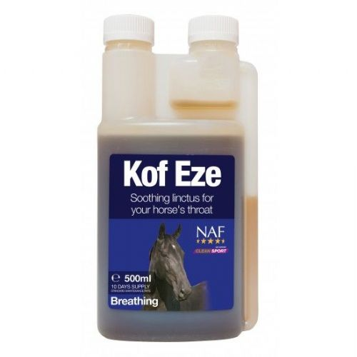 NAF - Kof Eze - Cough Syrup - 500ml